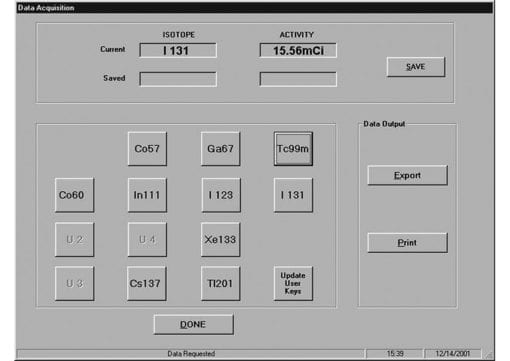 CRC ® -25R PC Series Communications Software