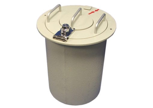 PET Sharps Container Shield