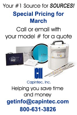 March Special pricing on Flood and Reference Sources